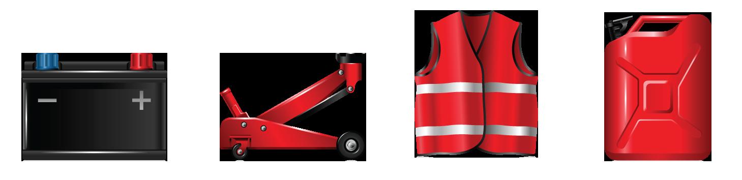Assistance routière d'urgence